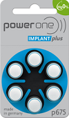 PowerOne 675 IMPLANTplus 60 ks